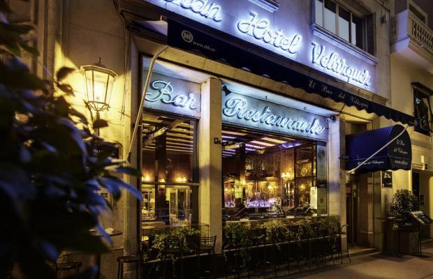 фото Gran Hotel Velazquez изображение №18