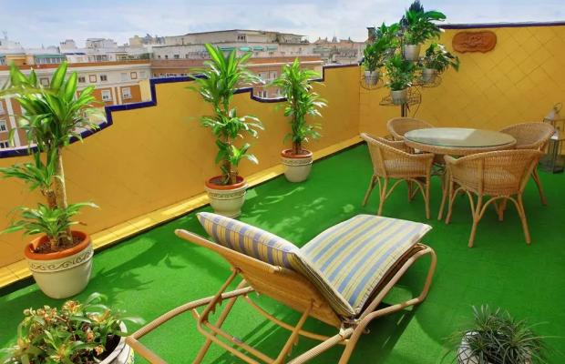 фотографии отеля Sercotel Gran Hotel Conde Duque изображение №35