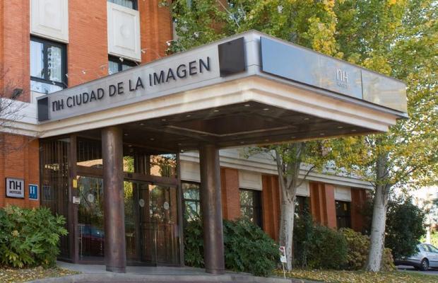 фото Hotel NH Pozuelo Ciudad de la Imagen изображение №6