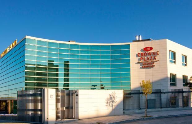 фото отеля Crowne Plaza Madrid Airport (ex. Crowne Plaza Madrid) изображение №1