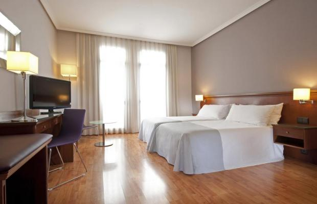 фотографии отеля Tryp Madrid Cibeles изображение №15