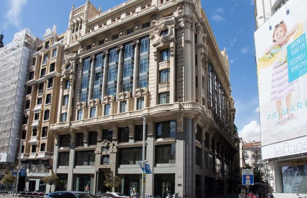 фото отеля Tryp Madrid Cibeles изображение №1