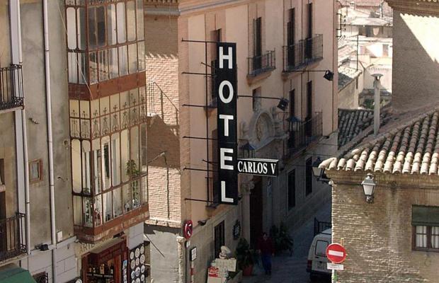 фото отеля Hotel Carlos V изображение №1