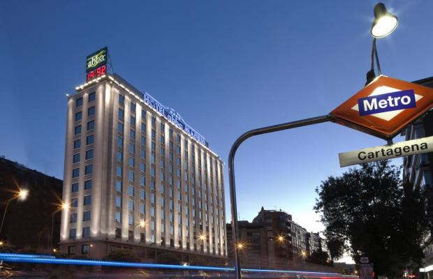 фотографии Abba Madrid Hotel изображение №16