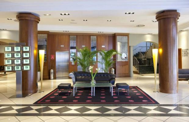 фотографии отеля Holiday Inn Madrid Calle Alcala (ex. Velada Madrid) изображение №47