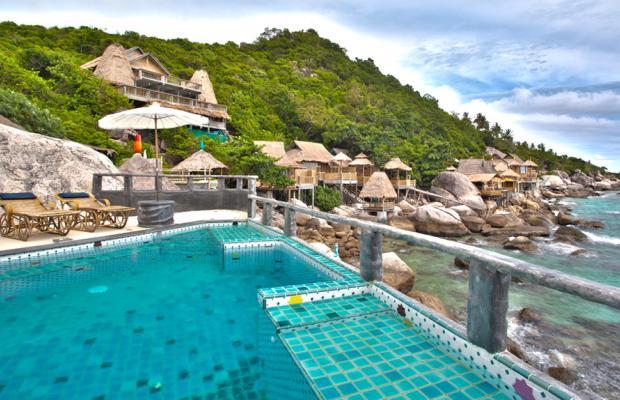 фото отеля Koh Tao Bamboo Huts изображение №29