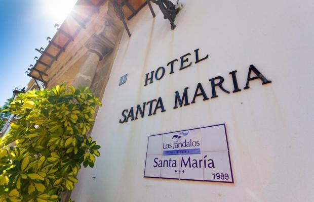 фотографии отеля Los Jandalos Santa María изображение №15