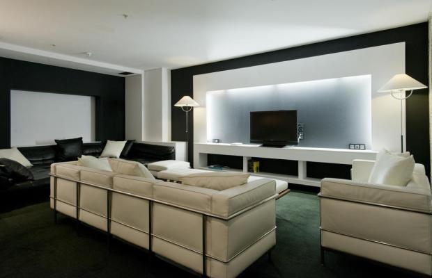 фотографии отеля Hilton Madrid Airport изображение №7