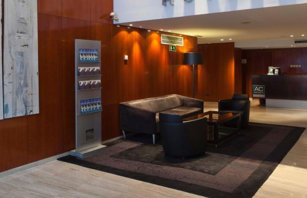 фото отеля AC Hotel Avenida de America изображение №29