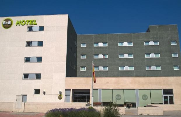 фото отеля B&B Hotel Madrid (ex. Holiday Inn Express Madrid-Airport) изображение №1