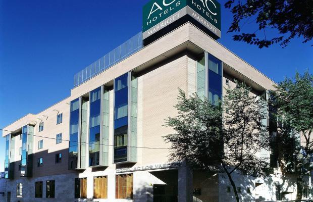 фото отеля AC Hotel Los Vascos изображение №1