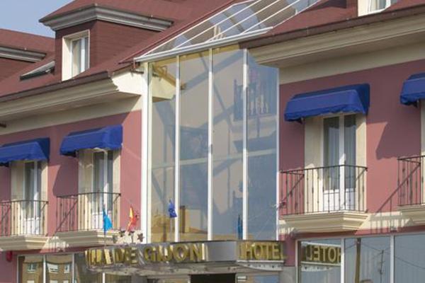 фото отеля Villa de Gijon изображение №9