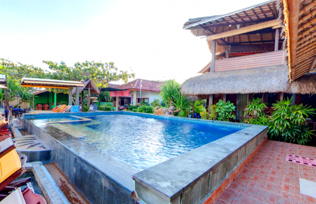 фото отеля Ketut Losmen Bungalows изображение №1
