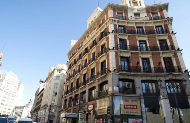 фото Hotel Asturias изображение №2