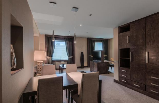 фотографии Eurostars Suites Mirasierra (ex. Sheraton Madrid Mirasierra Hotel & Spa) изображение №52