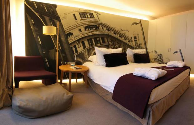 фотографии отеля Radisson Blu Madrid Prado изображение №7