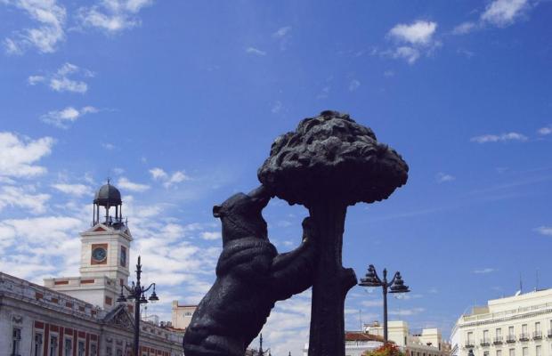 фотографии отеля Radisson Blu Madrid Prado изображение №3