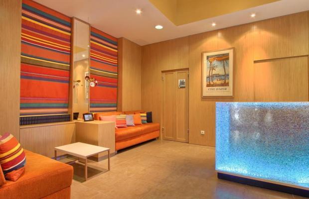 фотографии отеля Best Western Hotel du Mucem изображение №27