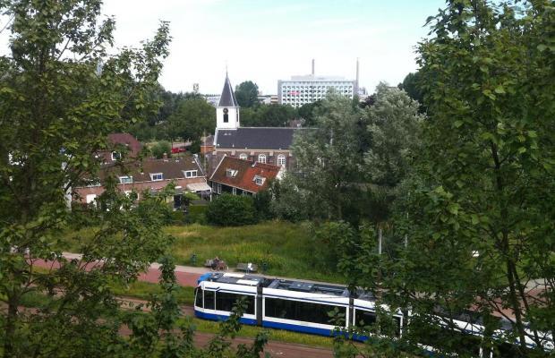 фото отеля Golden Tulip Amsterdam West изображение №45
