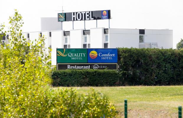 фото отеля Quality & Comfort Hotel Bordeaux Sud (ex. Balladins Superio) изображение №61
