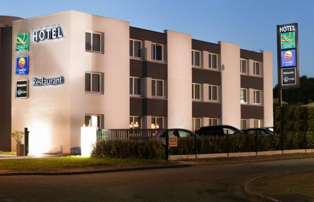 фото Quality & Comfort Hotel Bordeaux Sud (ex. Balladins Superio) изображение №26