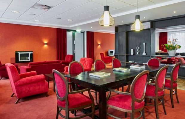 фотографии Holiday Inn Express Amsterdam - Schiphol (ex. Holiday Inn Osdorp) изображение №8