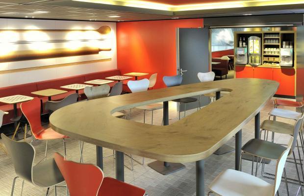 фото отеля Ibis Amsterdam City West изображение №5