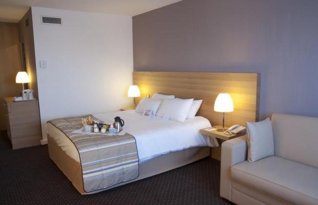 фотографии отеля Mercure Bordeaux Lac изображение №3