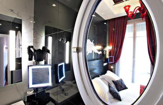 фотографии отеля Maison Albar Hotel Paris Champs-Elysees (ex. Maison Albar Champs-Elysees Mac Mahon) изображение №19
