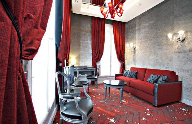 фото Maison Albar Hotel Paris Champs-Elysees (ex. Maison Albar Champs-Elysees Mac Mahon) изображение №18