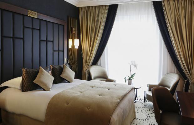 фото Le Regina Biarritz Hotel & Spa MGallery by Sofitel (ex. Mercure Thalassa Regina & du Golf) изображение №26