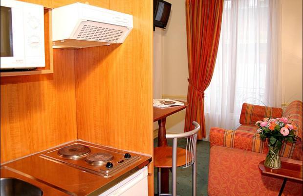 фото Pavillon Courcelles Parc Monceau изображение №30