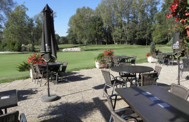 фотографии отеля Golf Hotel Grenoble Charmeil изображение №11