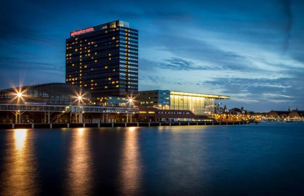 фотографии отеля Movenpick Hotel Amsterdam City Centre изображение №47