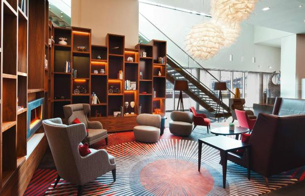 фото Movenpick Hotel Amsterdam City Centre изображение №14