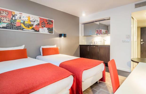 фотографии отеля Hipark Design Suites Marseille изображение №11