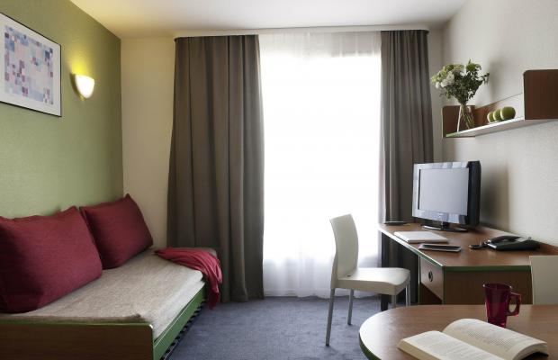 фотографии отеля Hotel Adagio Access Bordeaux Rodesse (ex. Citea Bordeaux Rodesse) изображение №7