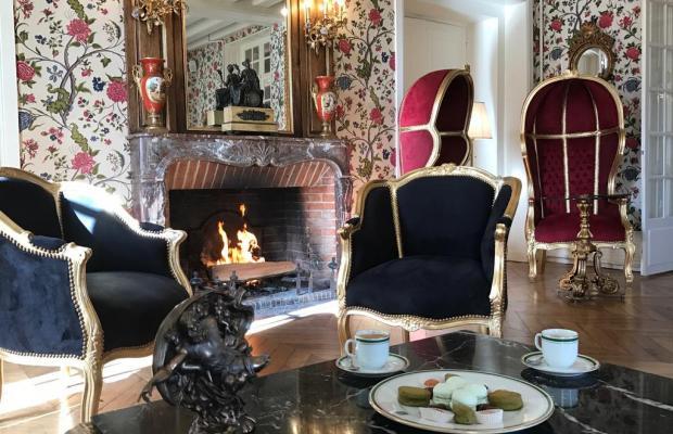 фотографии отеля Chateau De Beauvois (ех. Domaine de Beauvois) изображение №27