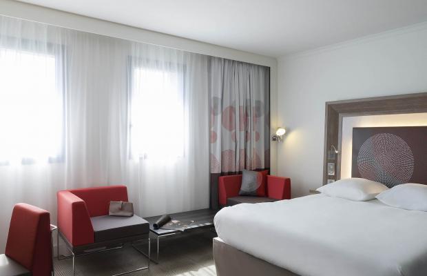 фотографии отеля Novotel Marseille Centre Prado (ex. Holiday Inn Marseille Avenue Du Prado) изображение №23