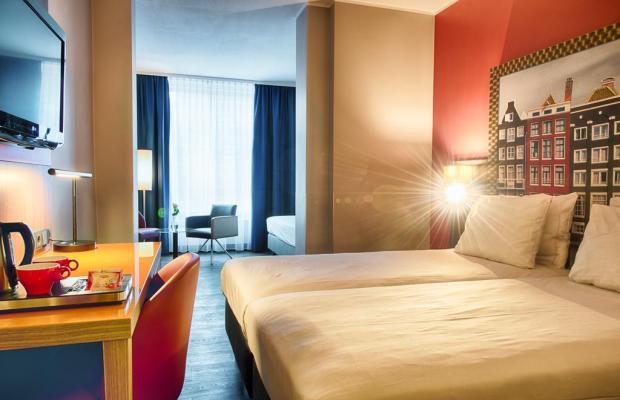 фото Leonardo Hotel Amsterdam City Center (ex. Best Western Leidse Square Hotel; Terdam) изображение №26