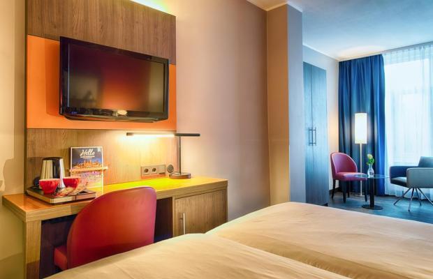 фото Leonardo Hotel Amsterdam City Center (ex. Best Western Leidse Square Hotel; Terdam) изображение №14