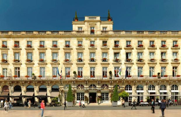 фото отеля Grand Hotel de Bordeaux & Spa (ex. The Regent Grand Hotel Bordeaux) изображение №1