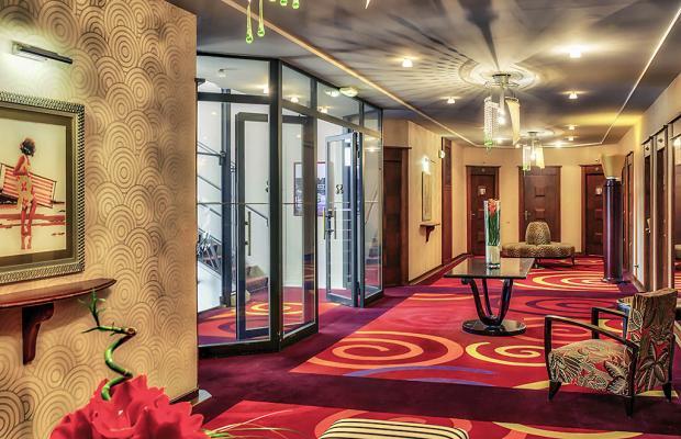 фотографии отеля Mercure Biarritz Centre Plaza изображение №15