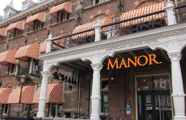 фотографии Hampshire Hotel - The Manor Amsterdam (ex. Eden Amsterdam Manor) изображение №4