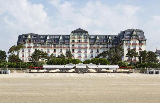 фото отеля Hotel Barriere L'Hermitage изображение №17