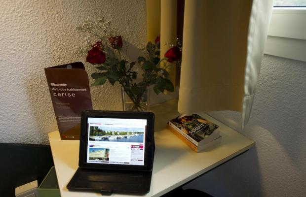 фотографии отеля Cerise Auxerre изображение №27