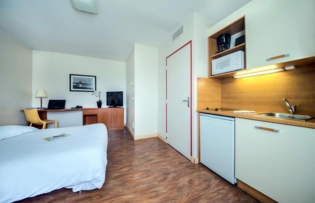 фото отеля Zenitude Hоtel-Rеsidences Saint Nazaire - Les Portes de l'Ocеan (ех. Univea Appart-Hоtel Saint Nazaire; Park & Suites Elegance S изображение №13