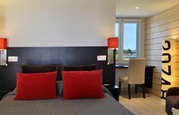 фото отеля Hotel de la Pointe de Cap Coz изображение №13