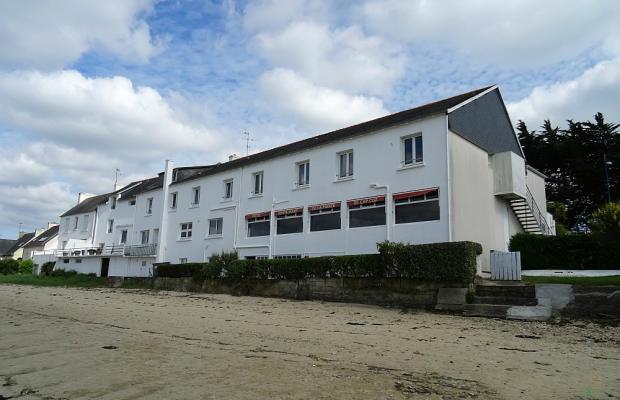 фотографии отеля Hotel de la Pointe de Cap Coz изображение №3