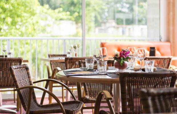 фото отеля Les Jardins de l'Anjou (ех. Inter-hotel Les Jardins de l'Anjou) изображение №25